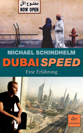 Cover - Dubai Speed - Eine Erfahrung
