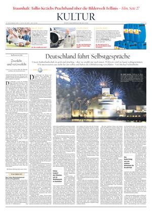 Deutschland führt Selbstgespräche