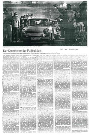Der Sprechchor der Fussballfans-FAZ-09-2000