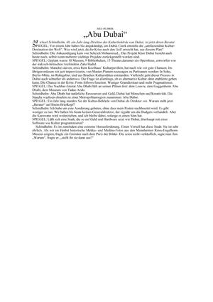 Microsoft Word - Spiegel Schindhelm 26 Maerz.doc