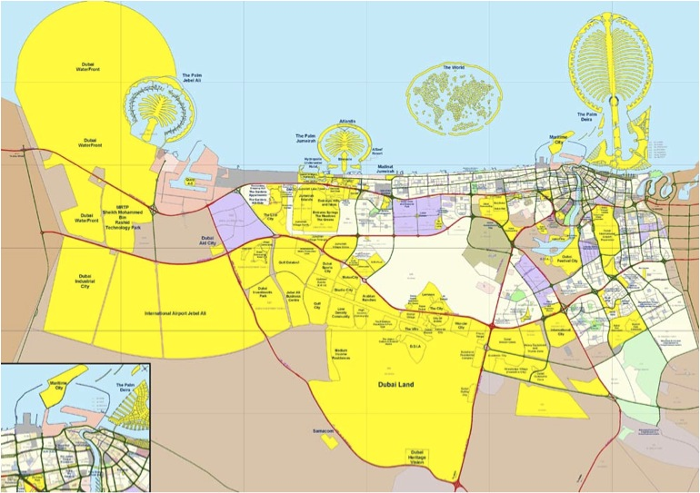 Michael Schindhelm – Dubai Global Map