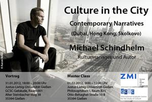 Culture in the City. Contemporary Narratives (Dubai, Hongkong,  Skolkovo)