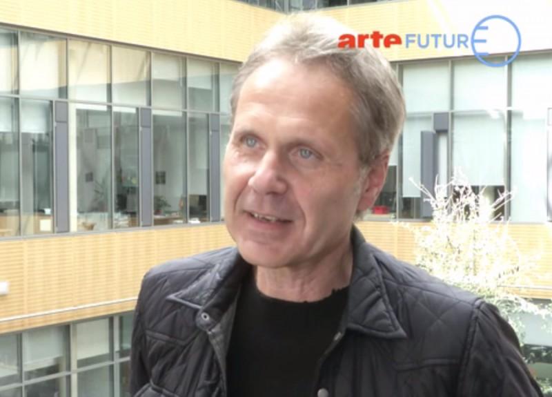 M. Schindhelm bei arte FUTURE