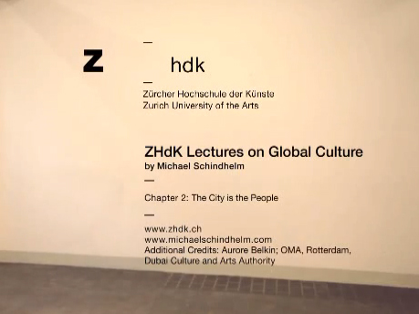 Lecture Series on Global Culture / Was ist globale Kultur? 2. KapitelLecture Series on Global Culture / What is Global Culture? Chapter 2