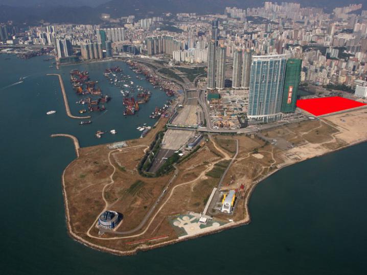 West Kowloon Cultural District Hong Kong