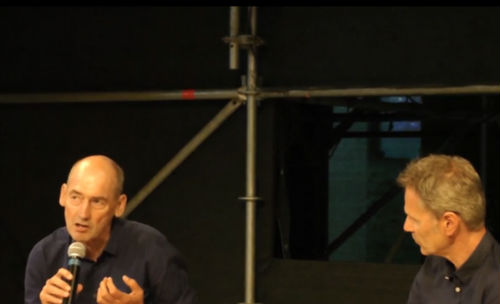 In conversation with Rem Koolhaas