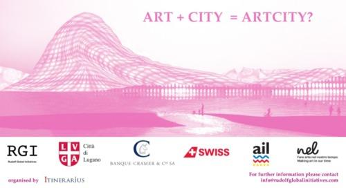 ART + CITY = ARTCITY?ART + CITY = ARTCITY?