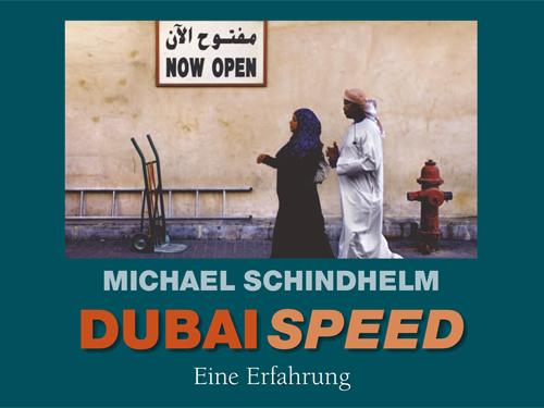 Dubai Speed – LesungDubai Speed – Reading