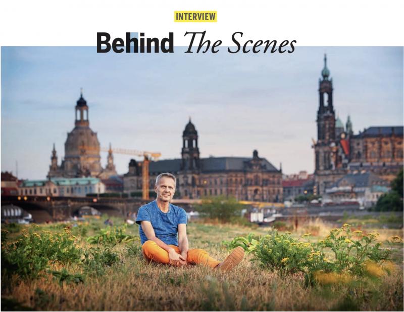 Der Kurator über Pläne zur Bewerbung Dresdens um den Titel der Europäischen Kulturhauptstadt