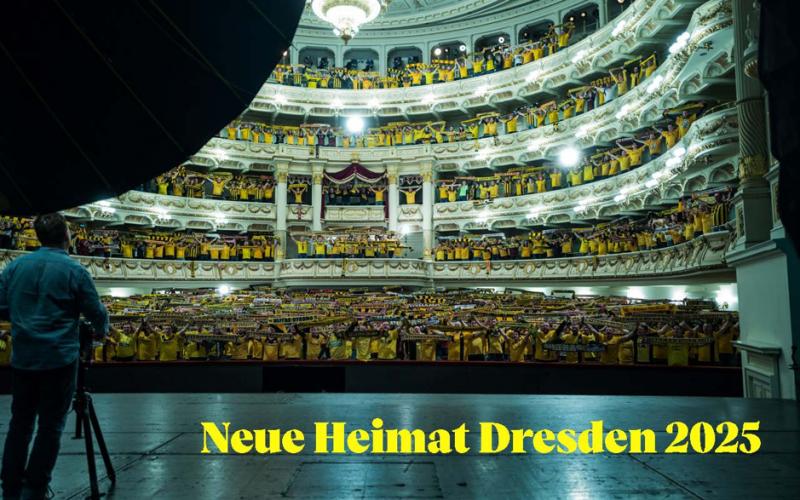 Neue Heimat Dresden 2025