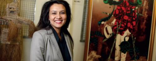 Suhanya Raffel : Director of M+